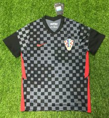 * 2020 Euro Croatia away jersey
