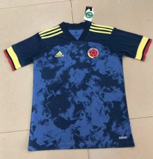 * 2020-21 Colombia away Jersey