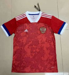2020 Euro Russia home jersey