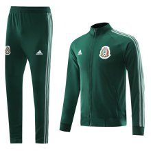 * 2020-21 Mexico green Jacket training suit