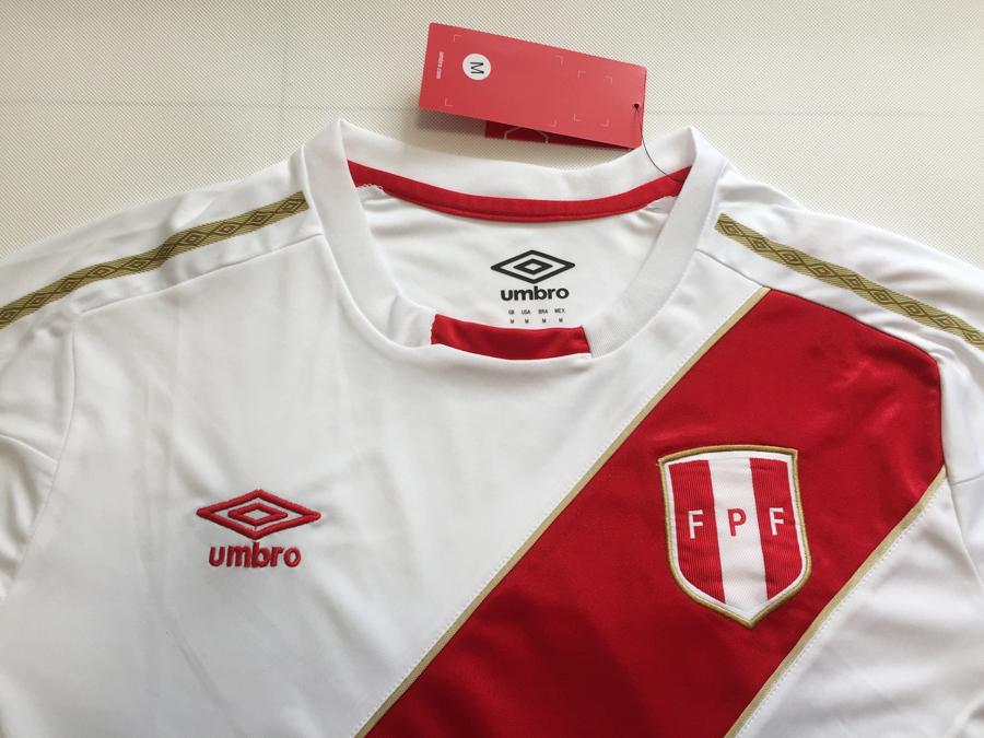 Peru World Cup 2020 Jersey.2018 World Cup Peru Home Jersey 17 00 Mrdeerkits Com